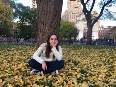 Fall 2015, Washington Square Park