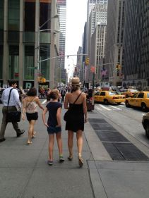 Summer 2010, 47th Street and 5th Avenue
